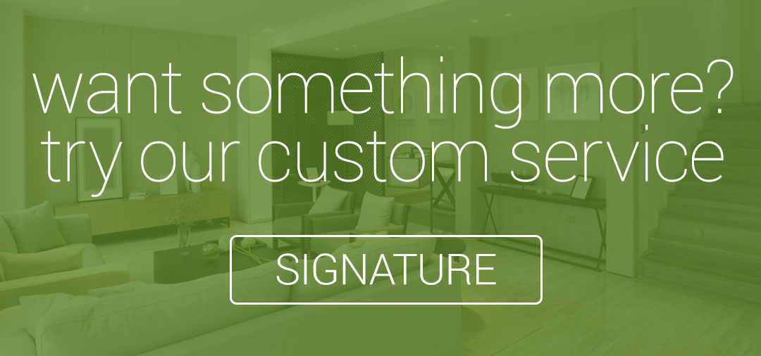 Facade custom design service